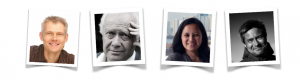 Presenters portraits